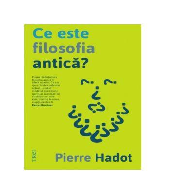 Ce este filosofia antica? de Pierre Hadot [0]