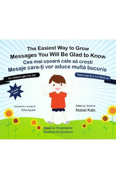 Cea mai usoara cale sa cresti + CD de Mabel Katz 0
