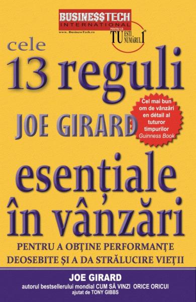 Cele 13 reguli esentiale in vanzari [0]