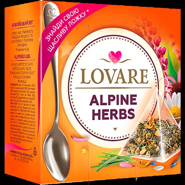 Lovare Alpine Herbs 15 piramide [0]