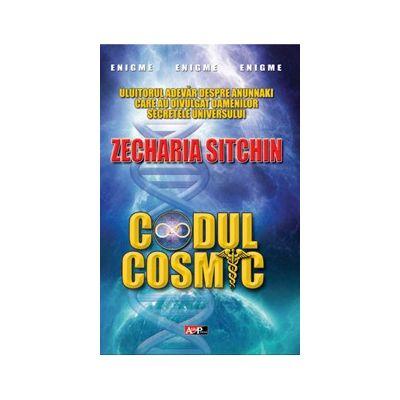 Codul cosmic de Zecharia Sitchin [0]