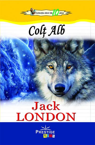 Colt Alb - Jack London 0