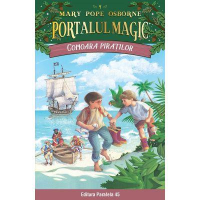 Comoara piratilor. Portalul Magic nr. 4 de Mary Pope Osborne [0]