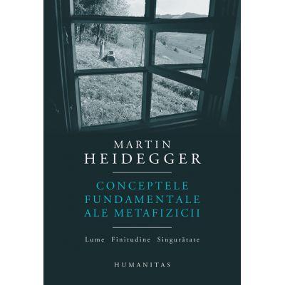 conceptele fundamentale ale metafizicii de martin heidegger 0