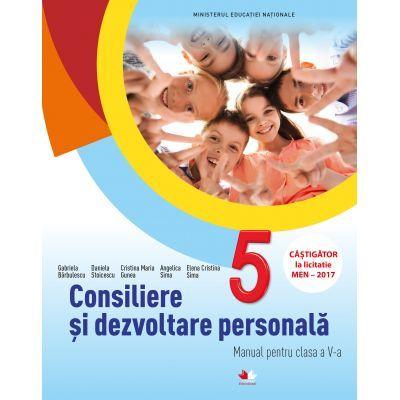 Consiliere si dezvoltare personala. Manual pentru clasa a V-a de Gabriela Barbulescu [0]
