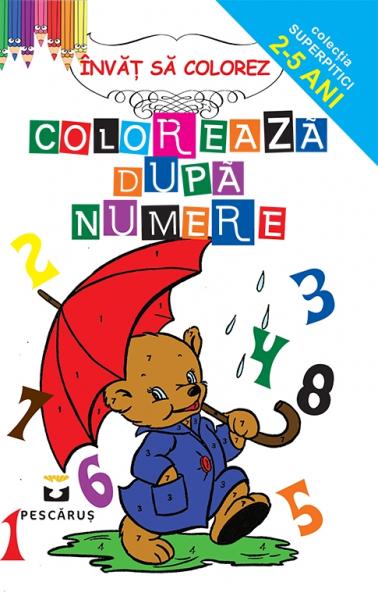 Coloreaza dupa numere 0