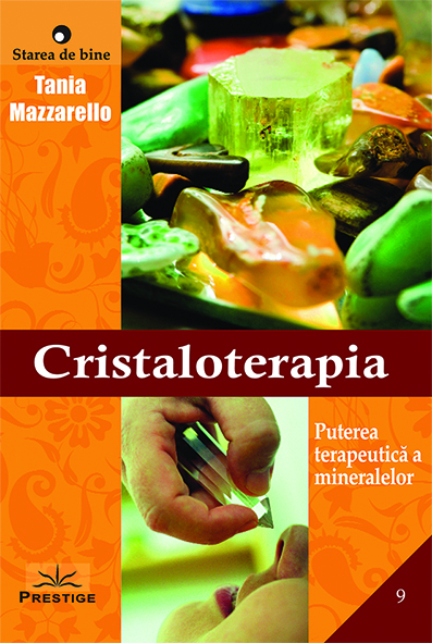 Cristaloterapia de Tania Mazzarello 0