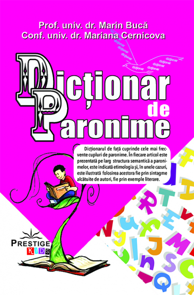 Dictionar de Paronime de Marian Buca, Mariana Cernicova [0]