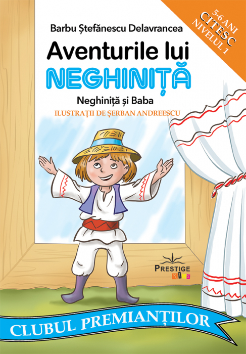 Aventurile lui Neghinita de Barbu Stefanescu Delavrancea [0]