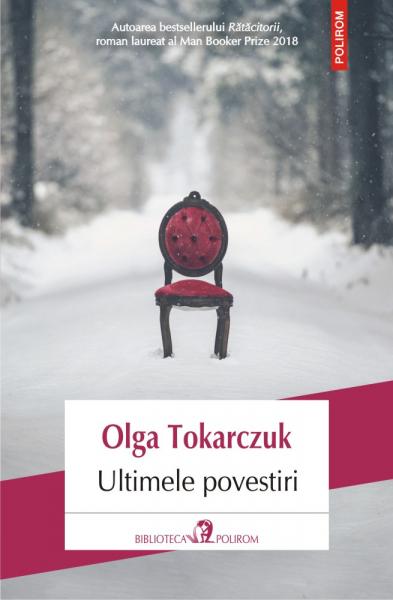 Ultimele povestiri Olga Tokarczuk 0