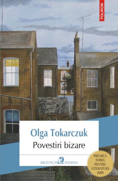Povestiri bizare de Olga Tokarczuk [0]
