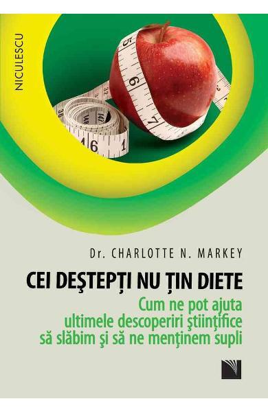 Cei destepti nu tin diete de Charlotte N. Markey [0]