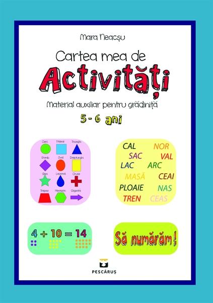Cartea mea de activitati 5-6 ani 0