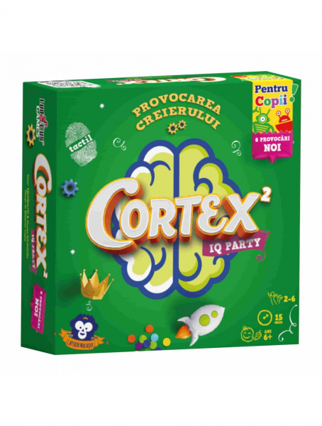 Cortex IQ Party Kids 2 0