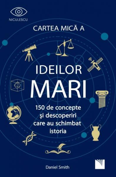 Cartea Mica a Ideilor Mari. 150 de concepte si descoperiri care au schimbat istoria.