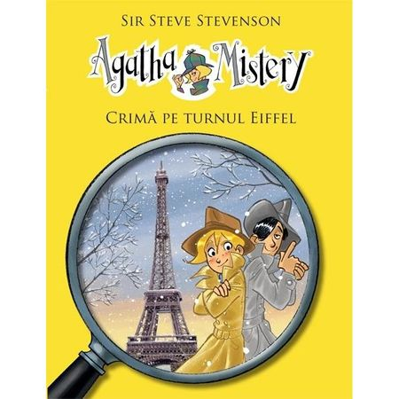 Agatha Mistery: Crima pe Turnul Eiffel [0]