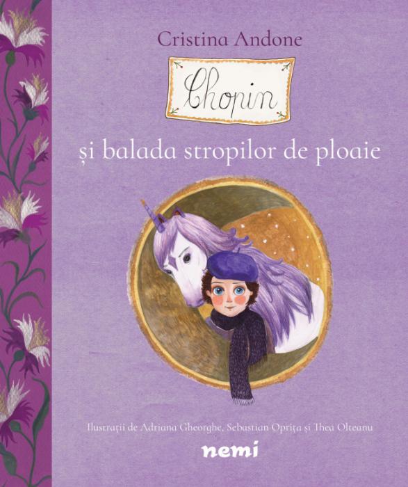 Chopin si balada stropilor de ploaie de Cristina Andone [0]