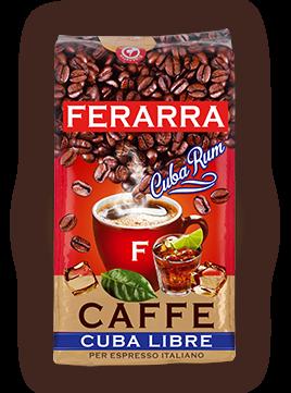 cafea macinata cu aroma cuba libre 0