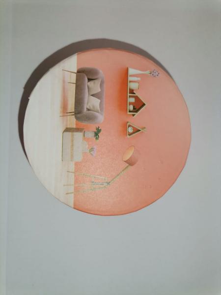 Cutie Mica Rotunda - Roz [1]
