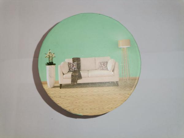 Cutie Mica Rotunda - Verde [0]