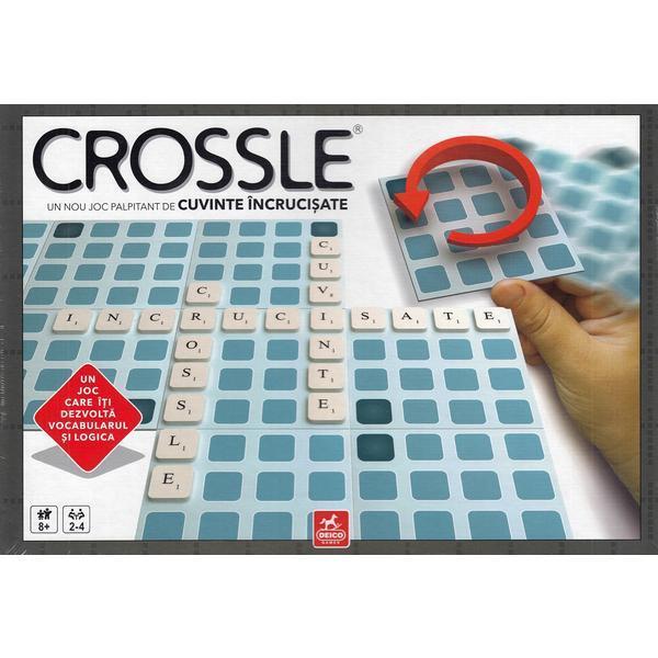 Crossle Cuvinte Incrucisate DEICO GAMES [0]
