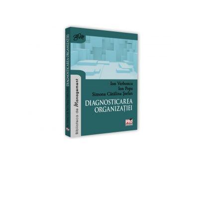 Diagnosticarea organizatiei de Ion Popa, Ion Verboncu [0]