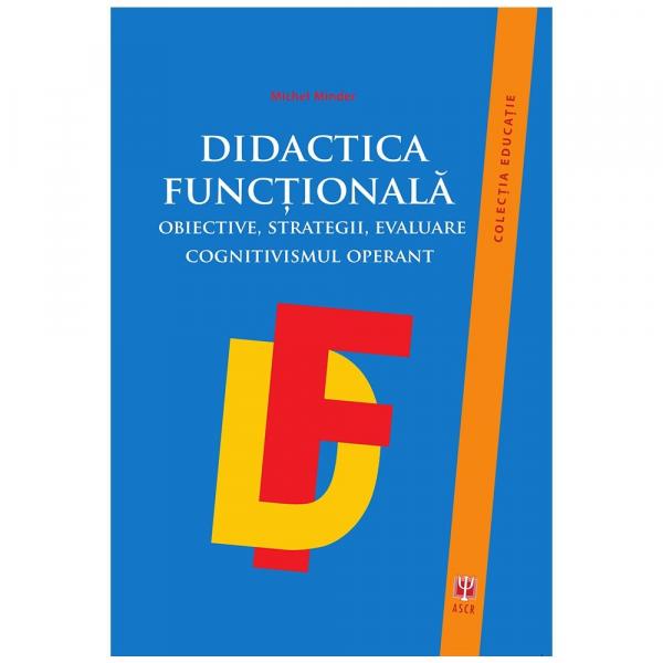 Didactica functionala de Michel Minder [0]