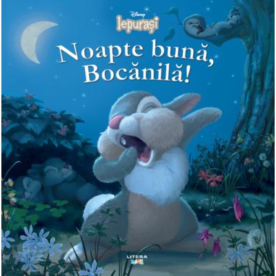 Disney. Iepurasi. Noapte buna, Bocanila! 0