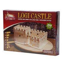Castel din lemn + 3 ani [0]