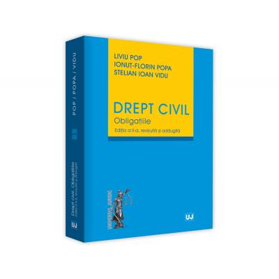 Drept civil. Obligatiile de Liviu Pop [0]