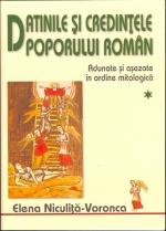 Datinile si credintele poporului roman, Vol. I-II de Elena Niculita Voronca [0]