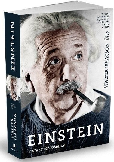 Einstein. Viata si universul sau de Walter Isaacson [0]