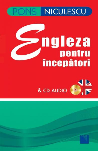 Engleza pentru incepatori + CD audio 0