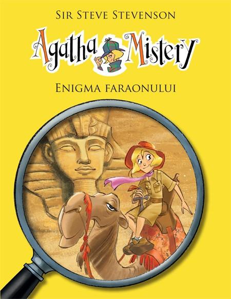 Agatha Mistery: Enigma Faraonului 0