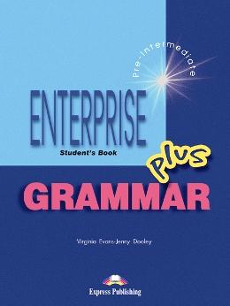 Enterprise Grammar, PLUS, Student Book, ( Manualul elevului pentru clasa a VII-a) 0