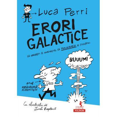 Erori galactice de Luca Perri [0]
