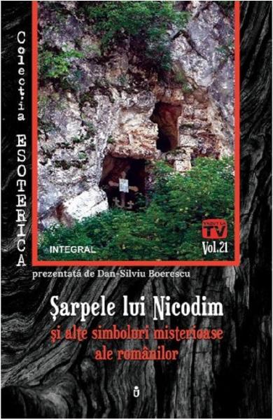Esoterica Vol.21: Sarpele lui Nicodim de Dan-Silviu Boerescu 0