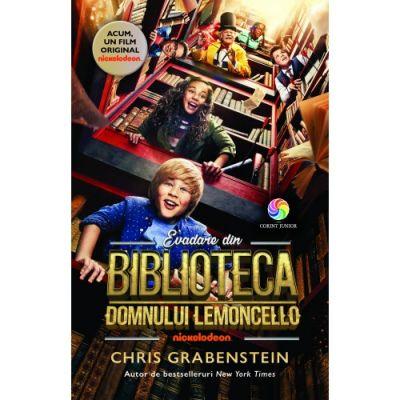 Evadare din biblioteca domnului Lemoncello de Chris Grabenstein [0]