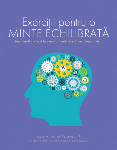Exercitii pentru o minte echilibrata de Ken Russell, Philip Carter, Ginny Smith [0]