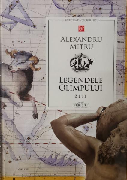 Legendele Olimpului vol 1-2 de Alexandru Mitru [0]