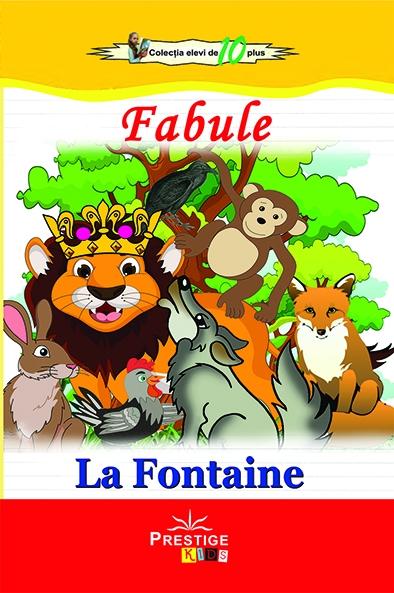 Fabule - La Fontaine 0