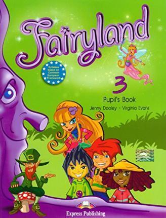 Curs lb. engleza Fairyland 3 manualul elevului 0