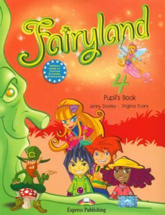 Curs lb. engleza Fairyland 4 manualul elevului [0]