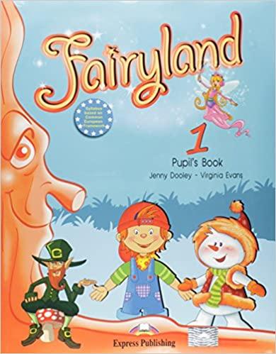 Curs lb. engleza Fairyland 1 manualul elevului [0]