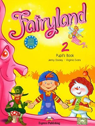 Curs lb. engleza Fairyland 2 manualul elevului [0]