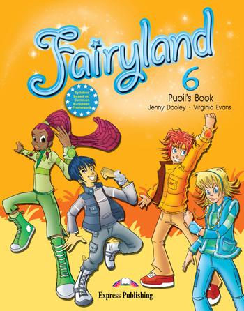Curs lb. engleza Fairyland 6 manualul elevului [0]