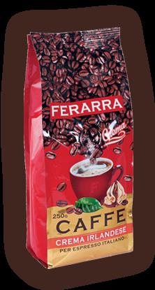 cafea boabe cu aroma crema irlandese 0