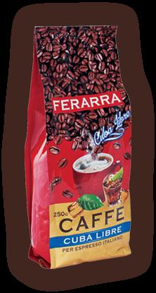 cafea boabe cu aroma cuba libre [0]
