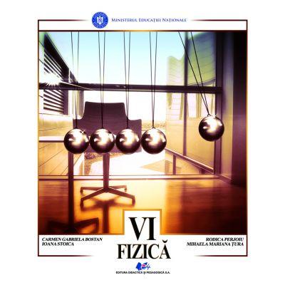 FIZICA - Manual pentru clasa a VI-a de CARMEN GABRIELA BOSTAN, IOANA STOICA, ROMICA PERJOIU, MIHAELA MARIANA TURA 0