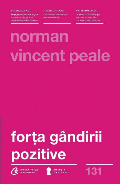 Forta gandirii pozitive de Norman Vincent Peale [0]